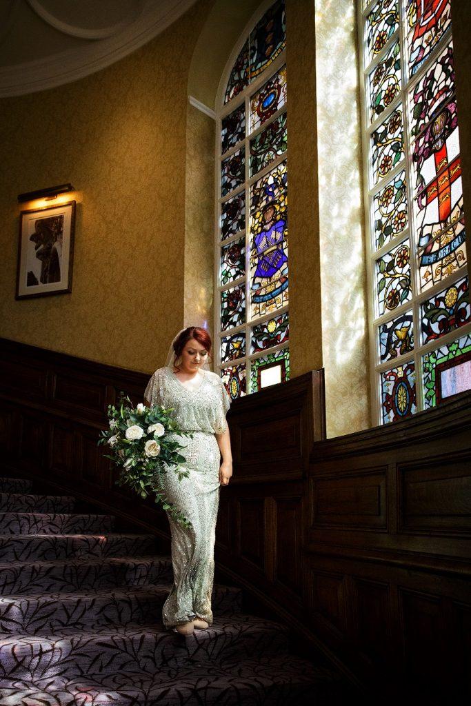 Town Hall wedding ceremony