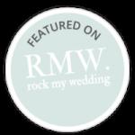 Rock my Wedding Feature Logo