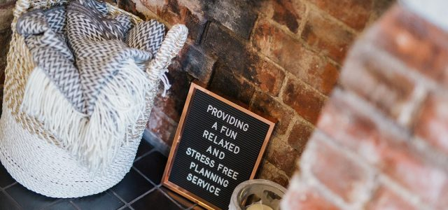 Sian Chaplin Events - wedding planning essentials