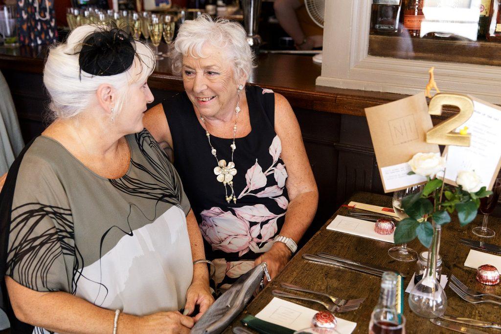 Wedding reception at The Adelphi Pub in Leeds