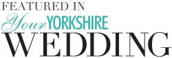 Your Yorkshire Wedding Magazine Feature Logo