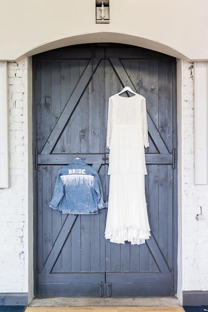 Bohemian dresses and jacket by The Aisle
