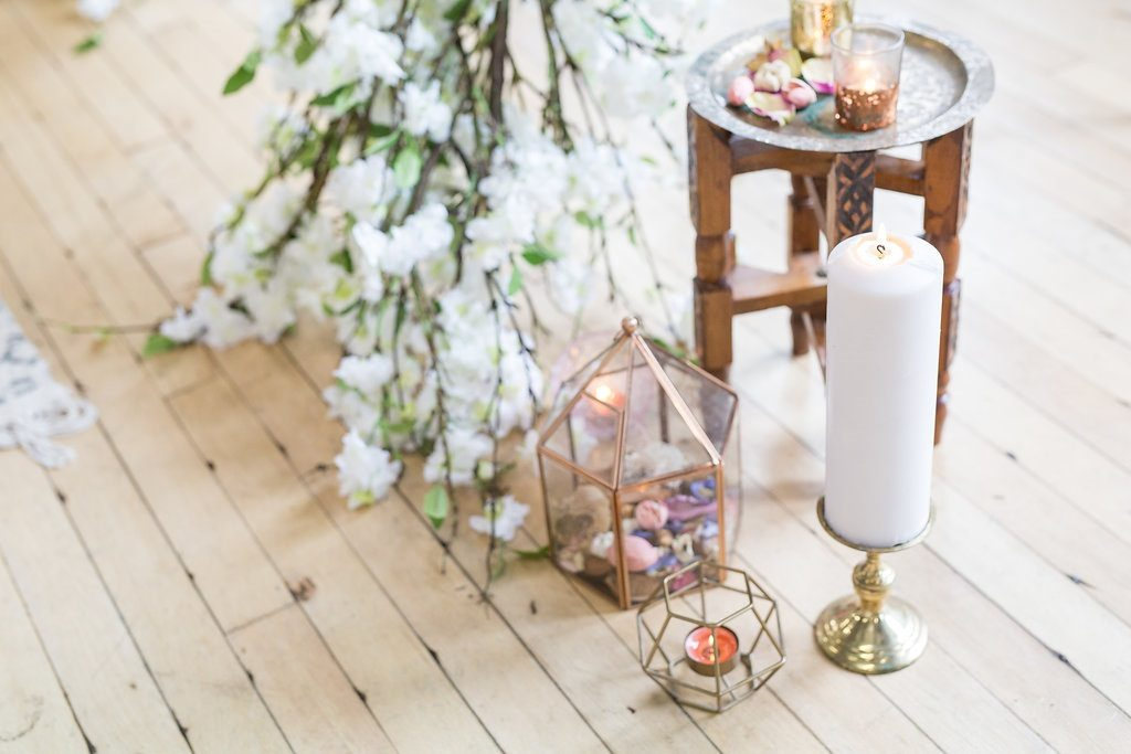 DIY wedding styling ideas