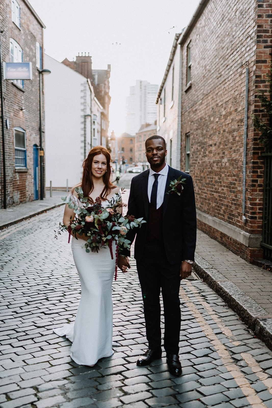 Leeds city centre wedding