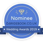 Bridebook Nominee Badge
