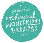 Whimsical Wonderland Wedding Blog Feature