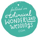 Whimsical Wonderland Wedding Blog Feature