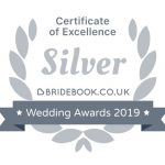 Bridebook 2019 Award Winner