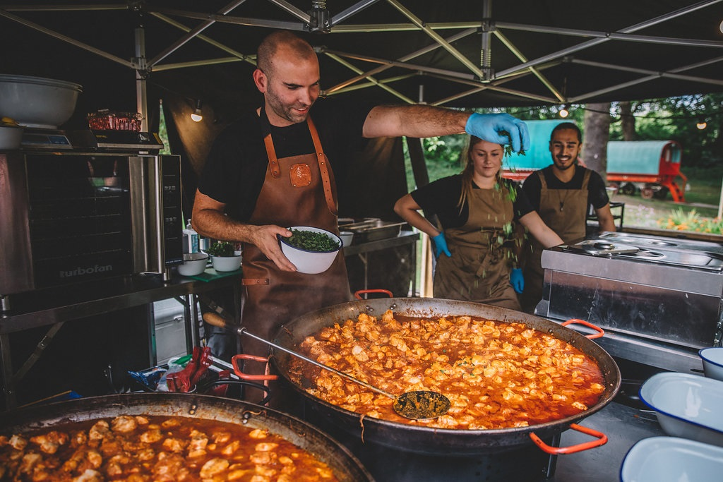 Street food by Shambles Kitchen