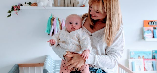 Balancing Business and Motherhood, Sian Chaplin Events