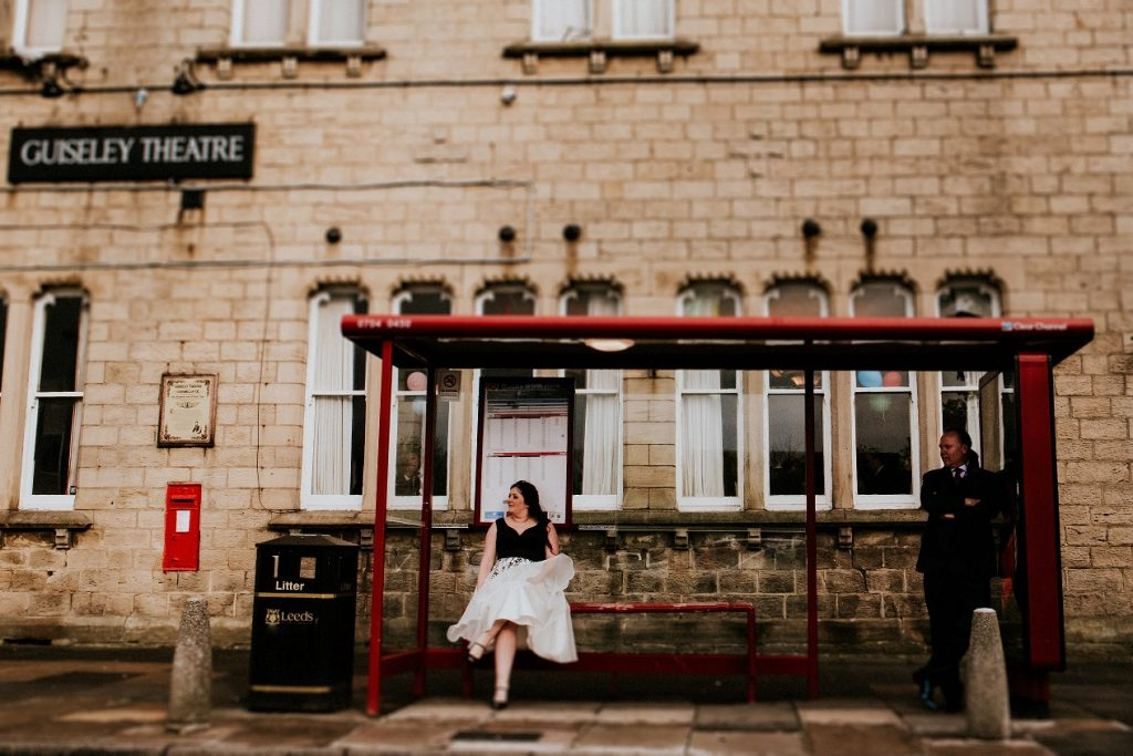 Wedding at Guiseley Theatre