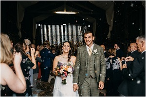 Deepdale Farm Wedding, Sophie and Danny